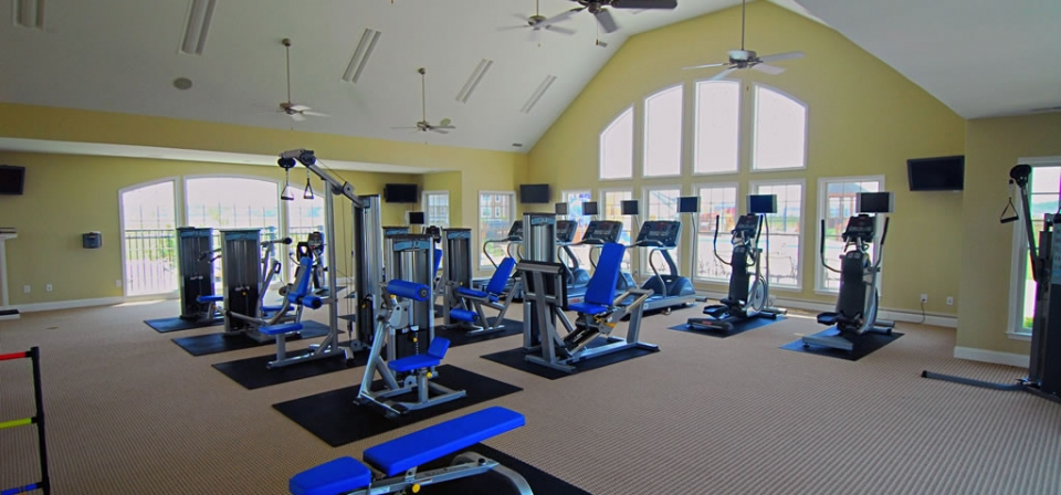 Breakwater Fitness Center
