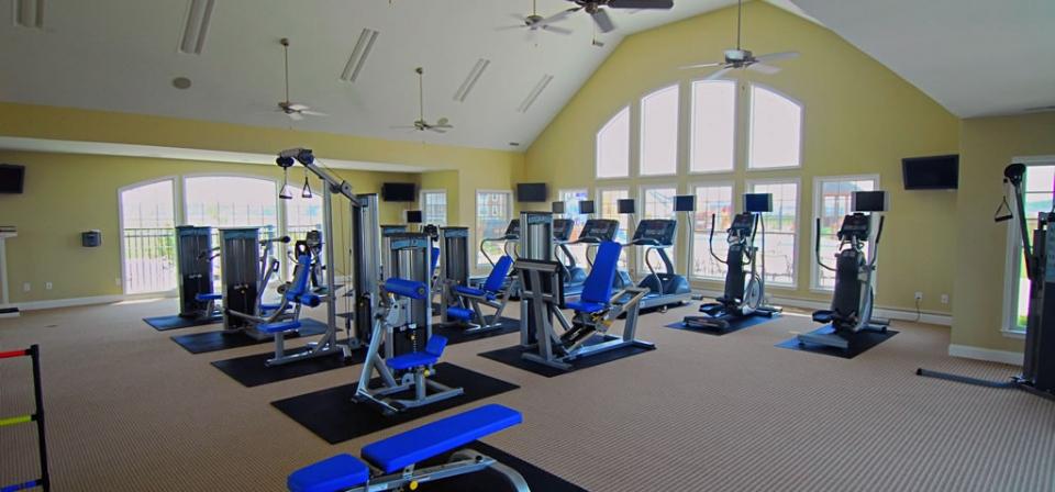 Breakwater Fitness Center